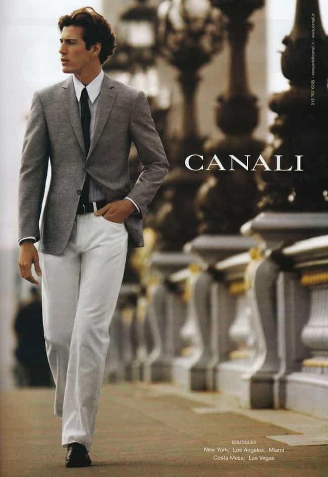 Canali is listed (or ranked) 3 on the list The Top Men's Suit Designers