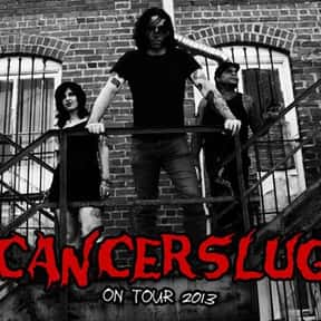 Cancerslug is listed (or ranked) 21 on the list The Best Horror Punk Bands