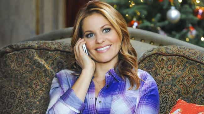 Candace Cameron-Bure is listed (or ranked) 1 on the list 14 Forgotten Stars Who Are Making It Rain On The Hallmark Channel