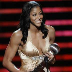 Candace Parker is listed (or ranked) 3 on the list The Top WNBA Players of All Time