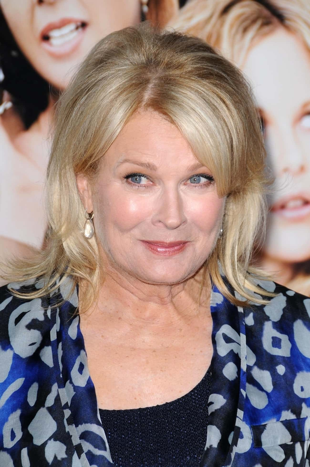 Candice Bergen is listed (or ranked) 4 on the list Famous People Born in 1946