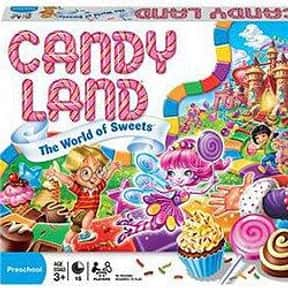 Candy Land is listed (or ranked) 3 on the list The Best Games for Kids