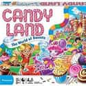 Candy Land is listed (or ranked) 32 on the list The Best Board Games of All Time
