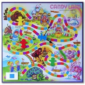 Candyland is listed (or ranked) 3 on the list The Best Board Games For Kids