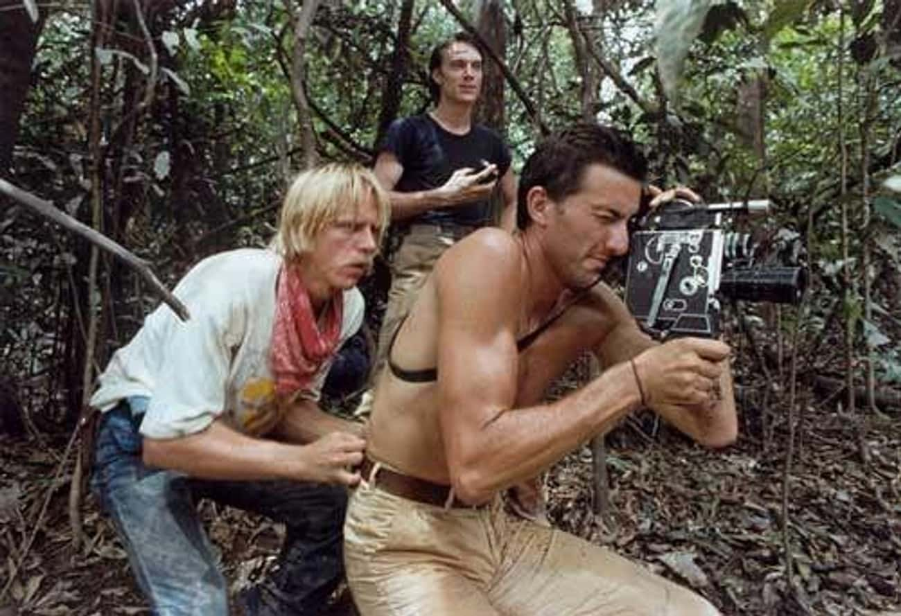 Cannibal Holocaust is listed (or ranked) 2 on the list The Most Controversial Movies of All Time