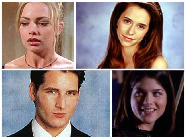 Can't Hardly Wait is listed (or ranked) 3 on the list The Sexiest Movie Casts from the 90s