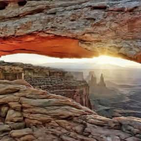 Canyonlands National Park is listed (or ranked) 14 on the list The Best National Parks in the USA