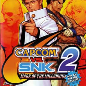 Capcom vs. SNK 2 is listed (or ranked) 9 on the list The Best Fighting Games of All Time