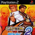 Capcom vs. SNK 2 is listed (or ranked) 6 on the list The Best Fighting Games of All Time