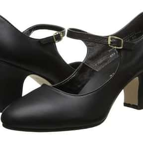 Capezio is listed (or ranked) 4 on the list The Best Tap Shoe Brands