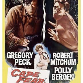 Cape Fear is listed (or ranked) 24 on the list The Best Movies of the '60s