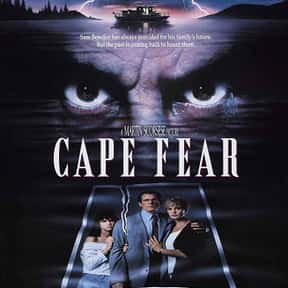 Cape Fear is listed (or ranked) 9 on the list The Best Robert De Niro Movies