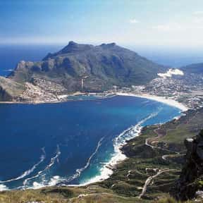 Cape Town is listed (or ranked) 10 on the list The Top Party Cities of the World