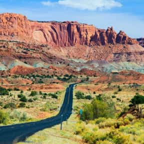 Capitol Reef National Park is listed (or ranked) 23 on the list The Best National Parks in the USA
