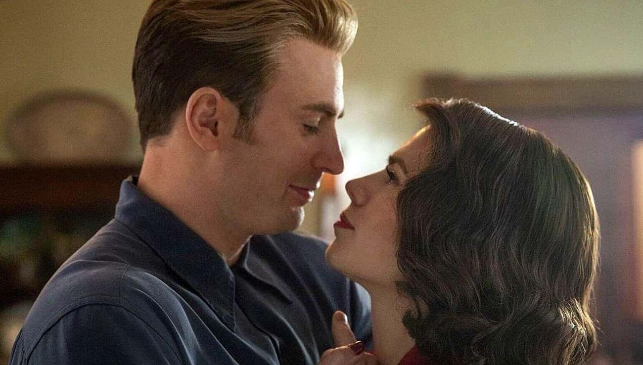 Steve Rogers And Peggy Carter is listed (or ranked) 2 on the list The Best Romantic Relationships In The MCU