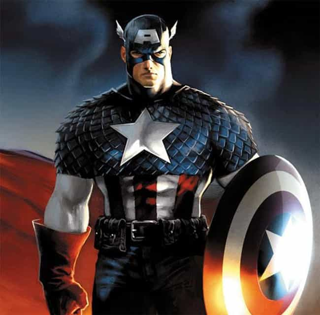 Captain America is listed (or ranked) 2 on the list The Best Resurrections in Comics