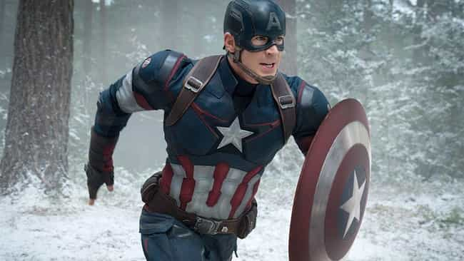 Captain America is listed (or ranked) 2 on the list Which Hogwarts House Would Each Avenger Be Sorted Into?