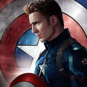 Steve Rogers is listed (or ranked) 3 on the list The Best Characters In The Marvel Cinematic Universe