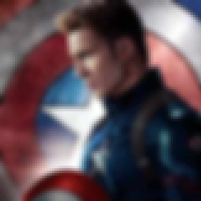 Captain America is listed (or ranked) 1 on the list Marvel Ultimate Alliance 3