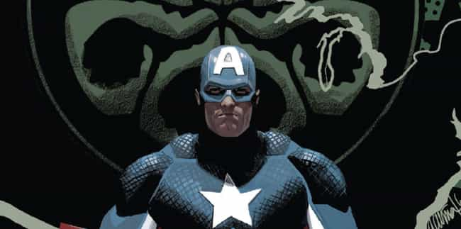 Captain America is listed (or ranked) 2 on the list What Happened To All Your Favorite Marvel Comic Book Characters In 2017