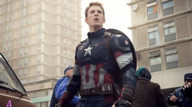 Captain America is listed (or ranked) 3 on the list 17 Characters You Didn't Realize Were Icons Of LGBTQ+ Pop Culture