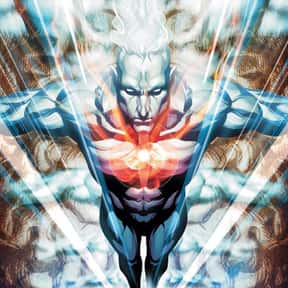 Captain Atom is listed (or ranked) 11 on the list The Best Superheroes With The Power Of Invisibility