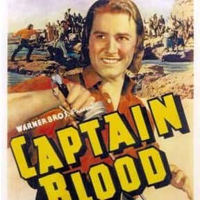 Captain Blood is listed (or ranked) 13 on the list The Best Pirate Movies