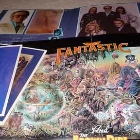Captain Fantastic and the Brow is listed (or ranked) 4 on the list The Best Elton John Albums of All Time