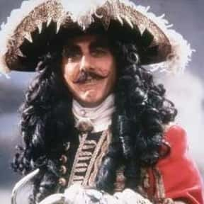 Captain Hook is listed (or ranked) 12 on the list All Once Upon A Time Characters