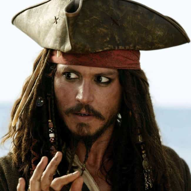 Captain Jack Sparrow is listed (or ranked) 8 on the list 15 Horrifying Crimes Fans Let Slide In The Disney Universe