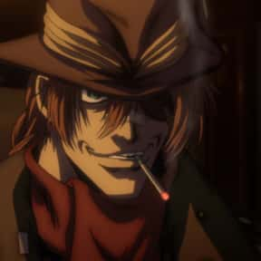 Captain Pip Bernadotte is listed (or ranked) 6 on the list List of All Hellsing Characters, Best to Worst