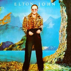 Caribou is listed (or ranked) 8 on the list The Best Elton John Albums of All Time