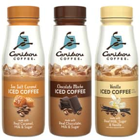 Caribou Coffee Company, Inc. is listed (or ranked) 2 on the list The Best Coffee Drink Brands