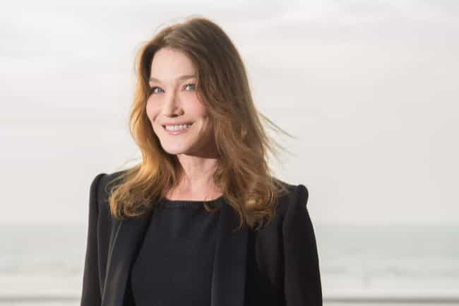 Carla Bruni is listed (or ranked) 5 on the list Famous People Born in 1967