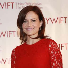 Carla Gugino is listed (or ranked) 7 on the list Popular Film Actors from Italy