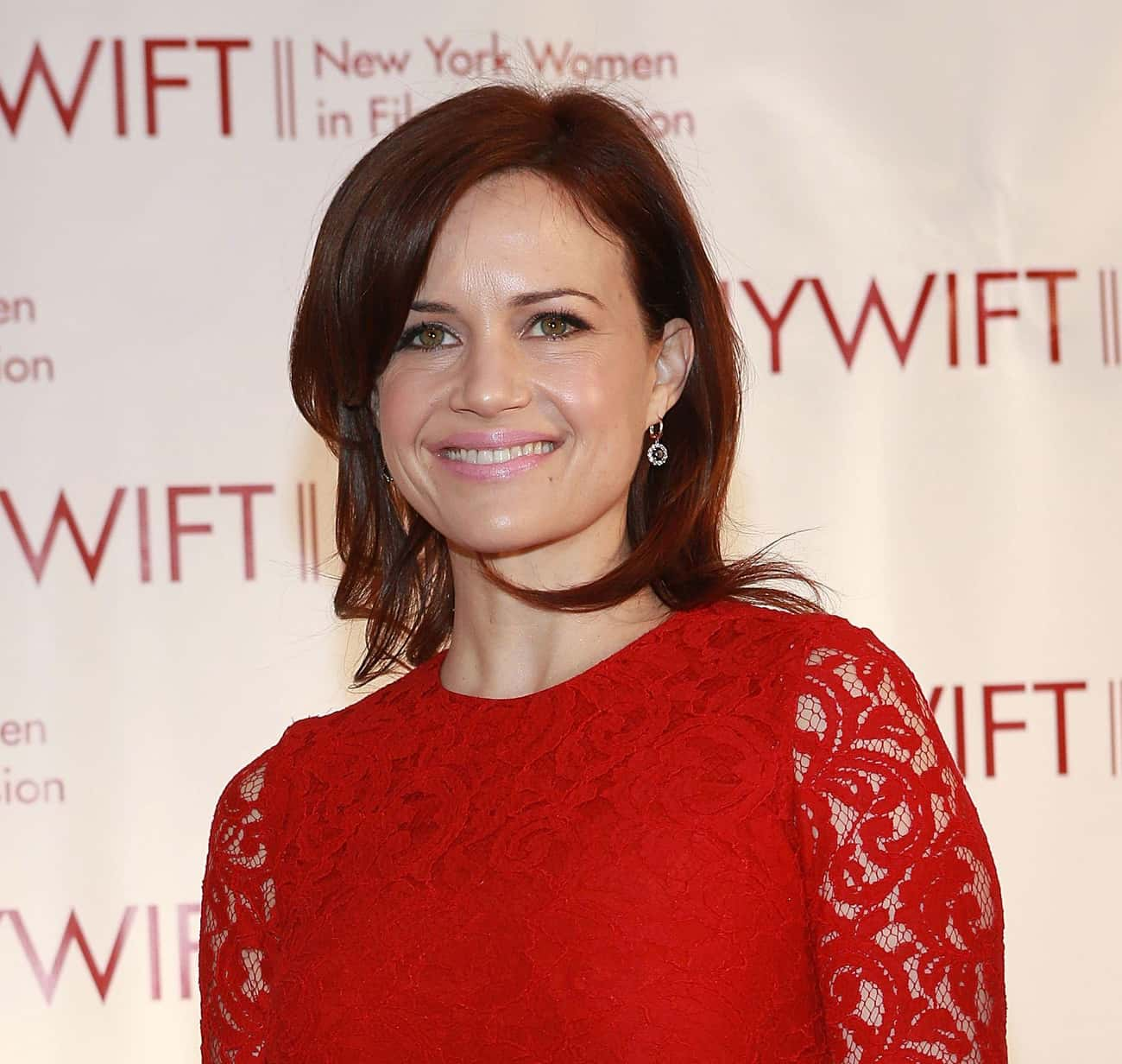 Carla Gugino is listed (or ranked) 3 on the list Famous People Born in 1971