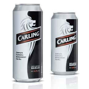 Carling is listed (or ranked) 19 on the list The Best Canadian Beers