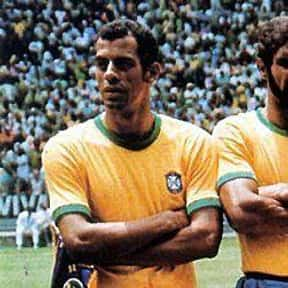 Carlos Alberto Torres is listed (or ranked) 9 on the list The Best Soccer Players from Brazil