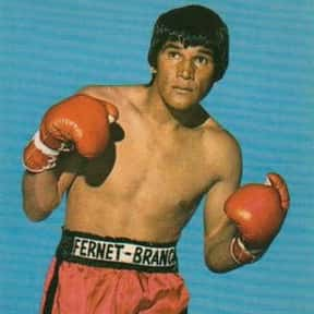 Carlos Monzón is listed (or ranked) 14 on the list The Best Middleweight Boxers of All Time