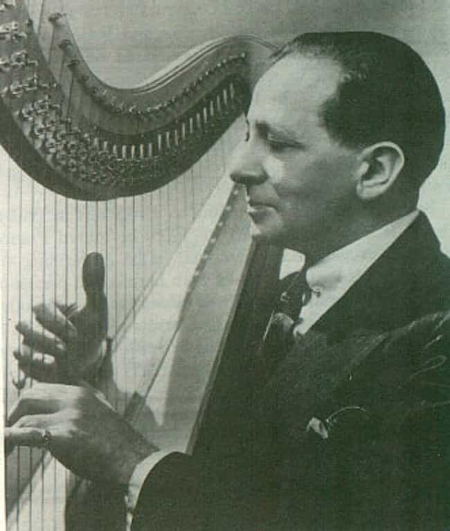 Carlos Salzedo is listed (or ranked) 3 on the list List of Famous Harpists
