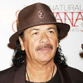 Carlos Santana is listed (or ranked) 6 on the list Grammy Award for Best Rock Performance by a Duo or Group with Vocal Winners List