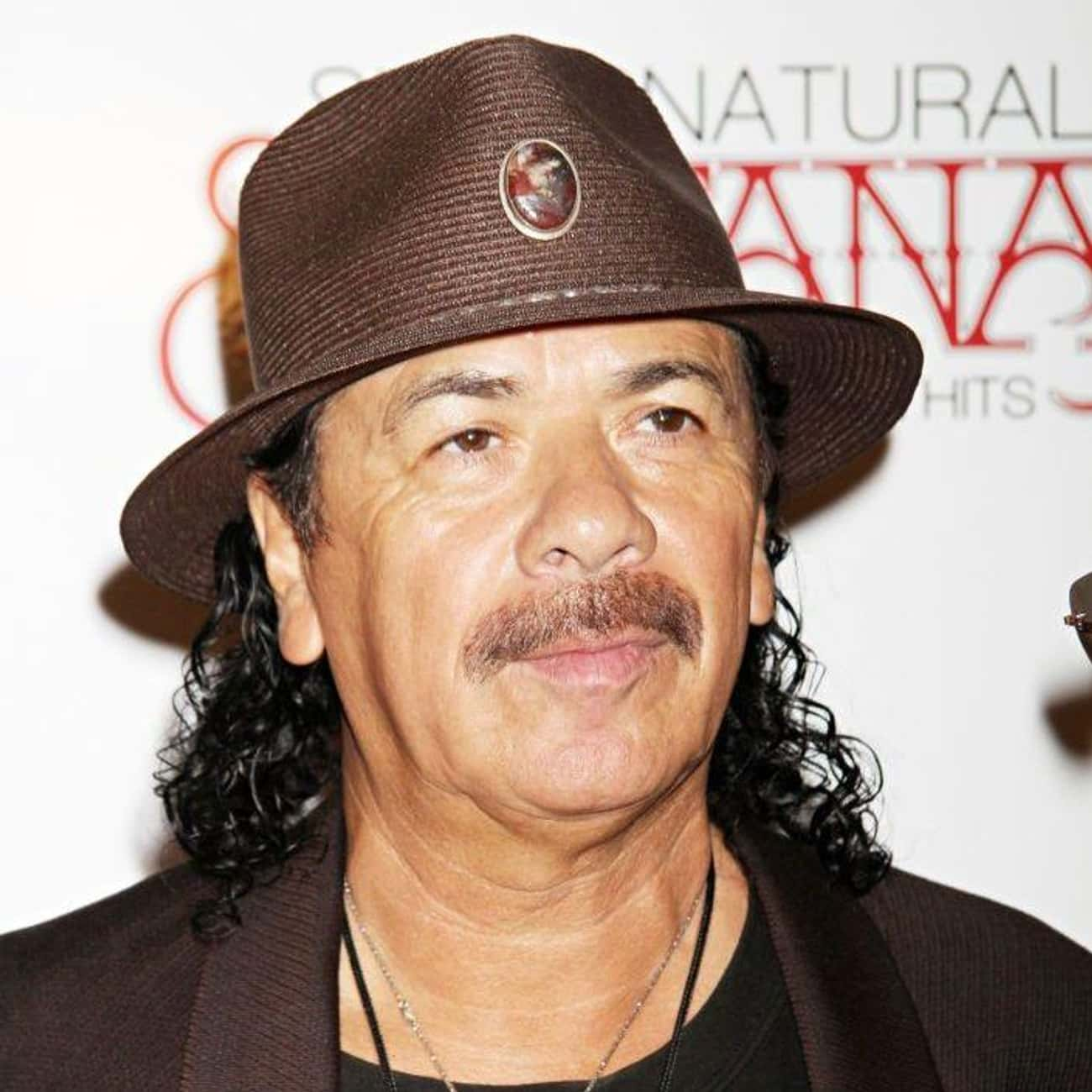 Carlos Santana is listed (or ranked) 3 on the list Celebrity Warriors Fans