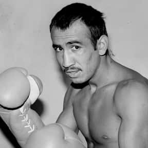 Carlos Zárate Serna is listed (or ranked) 5 on the list The Best Bantamweight Boxers of All Time