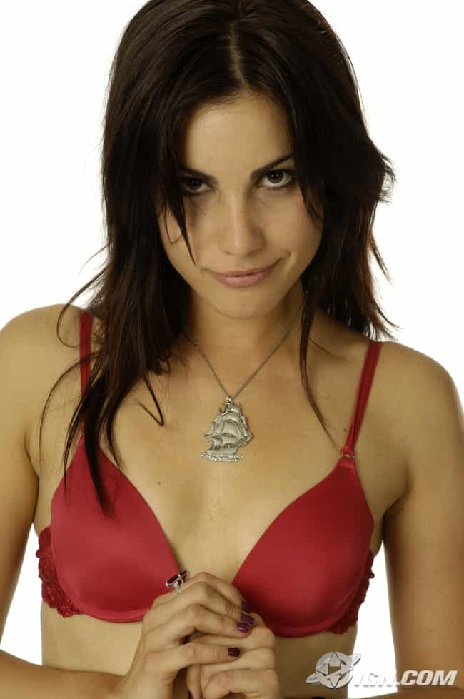 Carly Pope is listed (or ranked) 8 on the list The Hottest Girls Of Californication