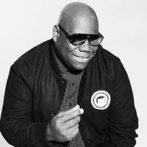 Carl Cox is listed (or ranked) 2 on the list The Most Influential DJs of All Time
