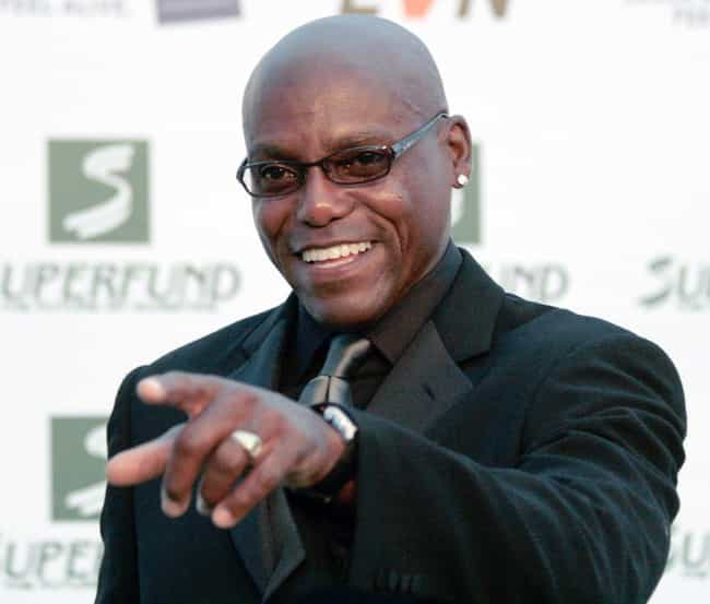 Carl Lewis is listed (or ranked) 3 on the list 32 Famous Athletes Who Are Vegan