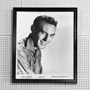 Carl Perkins is listed (or ranked) 22 on the list Bands/Artists With Only One Great Album