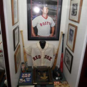 Carl Yastrzemski is listed (or ranked) 17 on the list The Greatest Throwing Arms of All Time