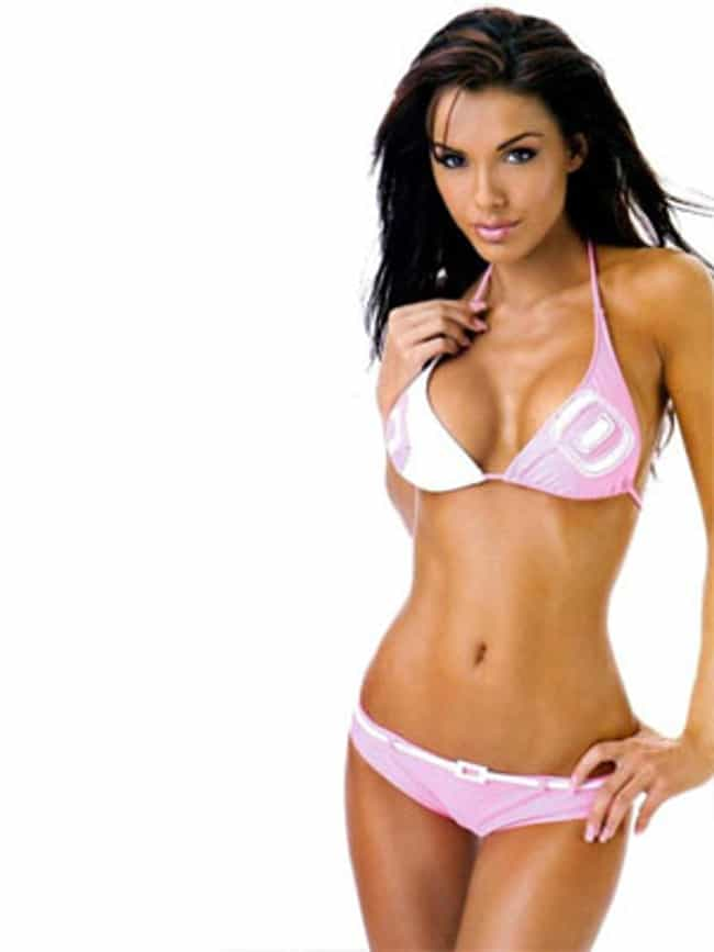 Carmella DeCesare is listed (or ranked) 4 on the list The Absolute Hottest NFL Wives