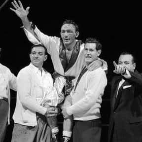 Carmen Basilio is listed (or ranked) 18 on the list The Best Middleweight Boxers of All Time